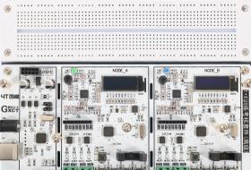 物联网单片机应用与开发1+X考核套件(高级)